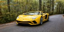 الوحش في ال Lamborghini Aventador S