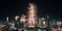 دبي تبهر العالم بنورها