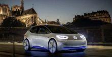 مشروع سيّارة I.D.  من Volkswagen