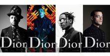 نجومٌ في حملة Dior الاعلانية