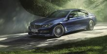 BMW Alpina B7 Bi-Turbo  في قطر