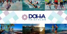 سباق الثلاثي في الدوحة