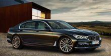 قمّة الفخامة في الفئة السّابعة من BMW