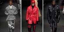 Versace تحتضن الملابس المريحة