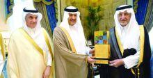 تكريم الأمير خالد لتعزيزه التراث العمراني