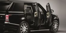 Range Rover  المصفّحة ب 1.5 مليون درهم