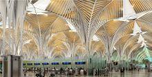 مطار المدينة يحتل المرتبة الثانية