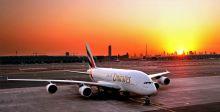 طيران الإمارات نحو نيوآرك عبر أثينا