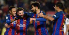 برشلونة يواجه أتليتيكو مدريد