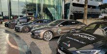 السيارات الكهربائية على طرقات الإمارات