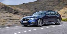هذه ال BMW 5 Series Touring  الجديدة