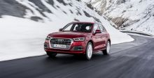 Audi  تحتفل: 8 مليون سيّارة quattro