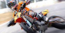 درّاجة KTM  ومؤتمرها  في قطر