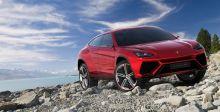Lamborghini Urus  إلى الإنتاج في أبريل