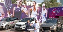 الفردان ترعى بطولة كرة المضرب القطريّة