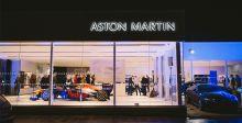 Aston Martin  تجدّد معرض Wilmslow