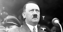 اعتقال شبيه هتلر