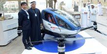 دبي تطلق السيّارات الطّائرة هذا الصّيف