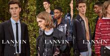 Lanvin في الهواء الطلق لحملة جديدة