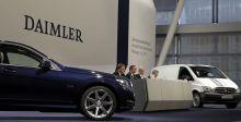 دايملر ستنتج سيارات مرسيدس في روسيا
