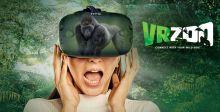 حديقة حيوانات الواقع الافتراضي في دبي