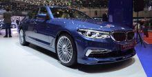 الانطلاقة العالميّة لل BMW ALPINA B5