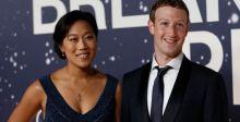 طفلة ثانية لمؤسس فيسبوك
