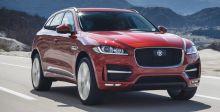 Jaguar F-Pace  إلى نهائيّات جائزتين عالميّتين