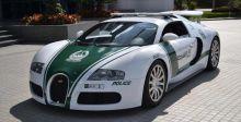 أسرع سيارة دورية  في  دبي