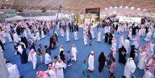 حضور لافت في معرض الرياض للكتاب