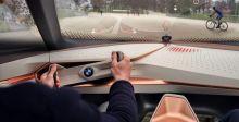 سيّارة BMW  المستقلّة في 2021