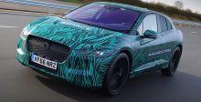 Jaguar  تكشف عن مجسّم ال I-Pace