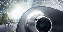 HTT  تصنع المقصورات لنظام Hyperloop