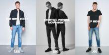 أساليب رجالية مميّزة من Lee Jeans