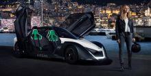 سفيرة جديدة لسيارات نيسان الكهربائية