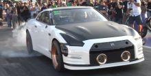 رقمٌ قياسيٌّ جديدٌ لسيارة  Nissan GT-R