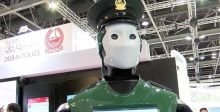 أوّل رجلٍ آليّ إلى شرطة دبي