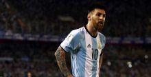 برشلونة ينتقد قرار الفيفا معاقبة ميسي