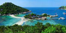 العطلة في جزيرة كوه ساموي...