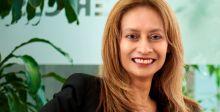 رافيه إبراهيم رئيسة قسم في Ericsson