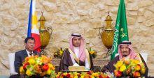 اثفاقيات سعودية فيليبينية