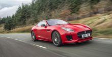 هذه نسخات ال Jaguar F-Type 2018