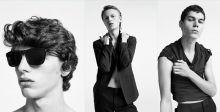صورٌ اعلانيةٌ جديدةٌ من Calvin Klein