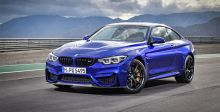 أوّل فيديو لل BMW M4 CS