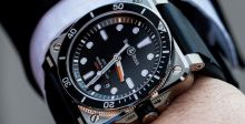 الغوص ممكنٌ مع ساعة BR 03-92 Diver