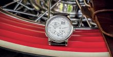 A. Lange & Söhne في مسابقة للسيارات