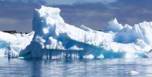 خسائر مالية من ذوبان ثلج القطب