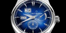 تألّق بأجمل ألوان Carl F. Bucherer