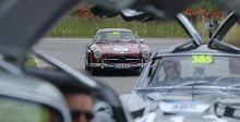سباق Mille Miglia  لمرسيدس- بينز