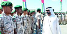 تعزيز القدرات العسكرية الاماراتية